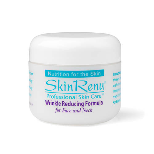 Wrinkle Reducing Formula For Face and Neck