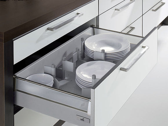 DRAWER SYSTEMS, RUNNERS & ACCESSORIES
