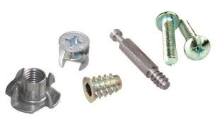 SCREWS, FITTINGS & FIXTURES