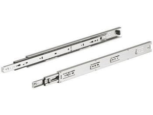 Ball Bearing Drawer Runners, Full Extension, Load Capacity 39-45 kg