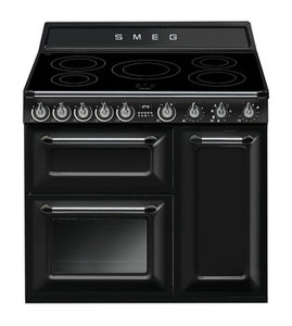 Smeg Victoria Three Cavity Induction Hob Cooker