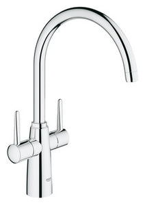 Grohe Ambi Contemporary Dual Lever Monobloc Mixer Tap