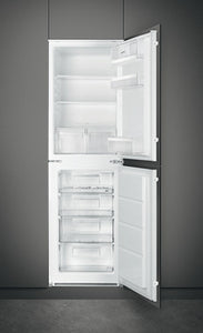 Smeg Cucina 50/50 Built-In Fridge-Freezer