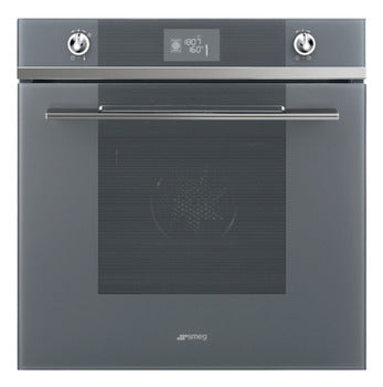 Smeg Linea Pyrolytic Multifunction Single Oven