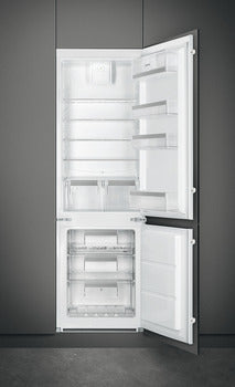 Smeg In Column Built-In Fridge Freezer
