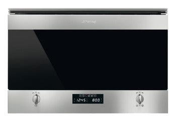 Smeg Classic Microwave Oven w/Electric Grill