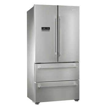 Smeg American Style Freestanding Fridge-Freezer
