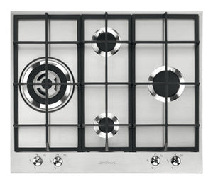 Smeg Four Burners Gas Hob