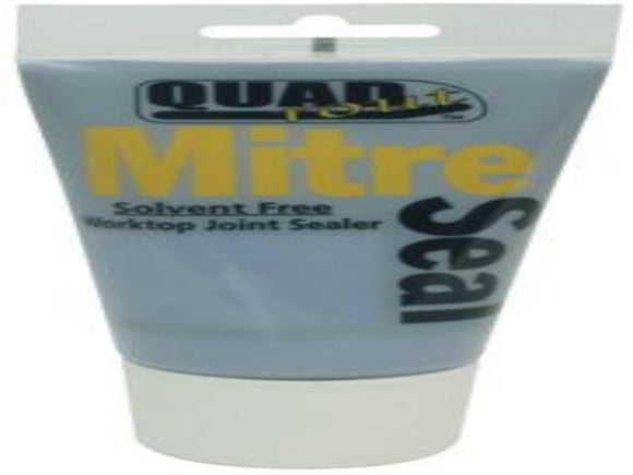 Acrylic Sealant, for Worktops, Tube 100 ml, Mitre Seal