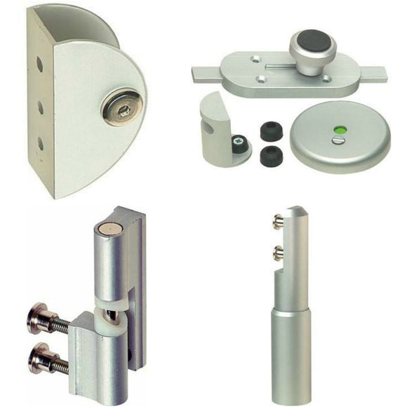 Hafele Cubicle Fittings for 17-21mm Board