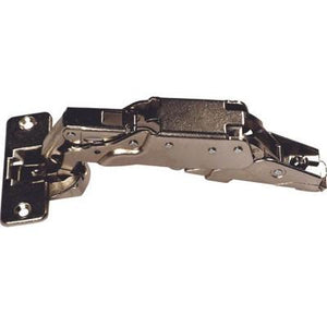 Grass standard 170° hinge, Ø 35 mm cup, screw fixing, click on arms, sprung