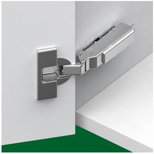 Grass TIOMOS Clip On 110º hinge, Inset mounting