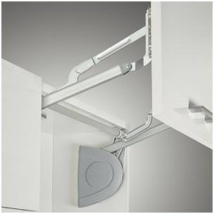 Strato 3685 lift up flap fittings for 420-500 mm flap height