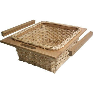 Hafele Wicker Baskets with Runners
