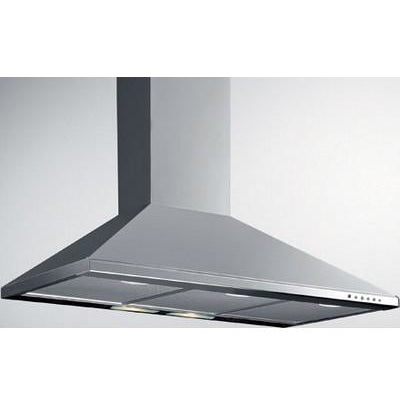 Stainless steel cooker hood, 600/900 mm