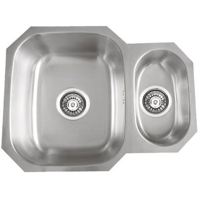 Häfele Calder undermount 1.5 bowl sink