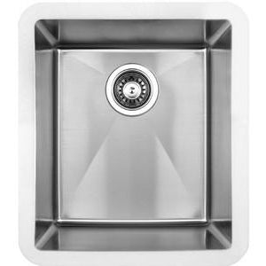 Edge small single bowl undermount sink