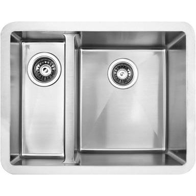 Edge 1 1/2 bowl undermount sink