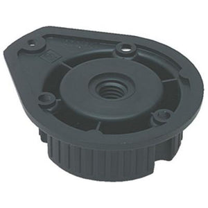 Top section, screw mounting
