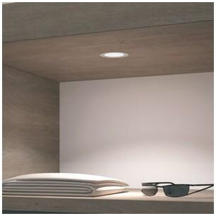 Loox 24V LED 3001 downlight, Ø 65 mm