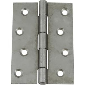1838 Steel butt hinge, 100 x 71 mm