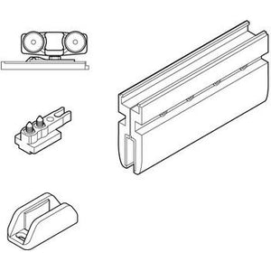 Slido Classic 60-N sliding door fitting set