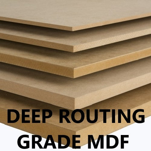 DEEP ROUTING GRADE MDF