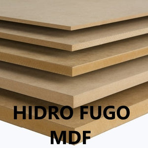HIDRO FUGO MDF - GREEN CORE