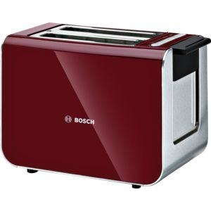 BOSCH Toaster cranberry red TAT86104GB