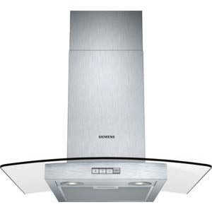 SIEMENS Glass hood stainless steel LC64GB522B