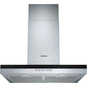 SIEMENS Chimney hood iQ 300 stainless steel LC67BE532B