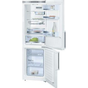 BOSCH Fridge freezer White KGE36BW41G