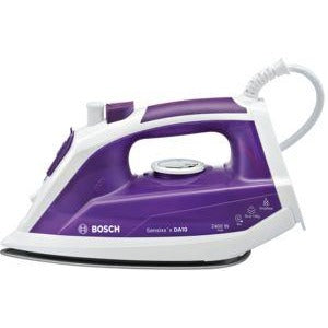 BOSCH Sensixx Steam iron White / Deep violet TDA1060GB