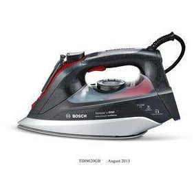 BOSCH Sensixx'x Compact steam generator anthracite metallic / rosso red TDI9020GB