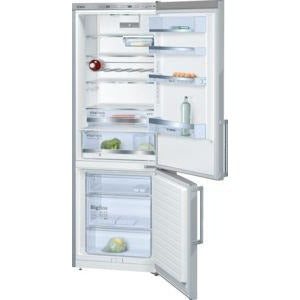 BOSCH Fridge freezer Stainless Steel EasyClean KGE49BI30G
