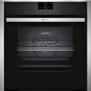 NEFF Single oven Stainless steel B47CS34N0B