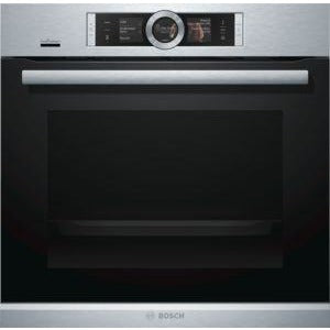 BOSCH Built-In Oven with Added Steam HRG6769S6B
