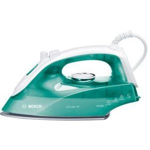 BOSCH Sensixx white / green Steam iron TDA2623GB