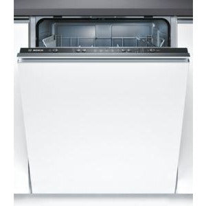BOSCH Black ActiveWater Dishwasher 60cm Fully integrated SMV50C10GB