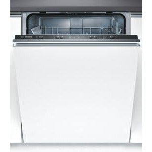 BOSCH Black ActiveWater Dishwasher 60cm Fully integrated SMV40C40GB