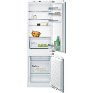 BOSCH NoFrost freezer, Built-in fridge-freezer KIN86VF30G
