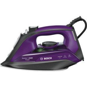 BOSCH Sensixx'x Steam iron anthracite / magic violet TDA5071GB