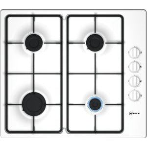 NEFF Gas Hob white 580 mm T26BR46W0