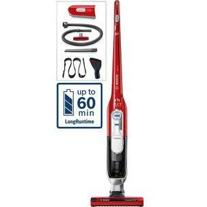 BOSCH Cordless upright vacuum cleaner tornado red BCH6PETGB