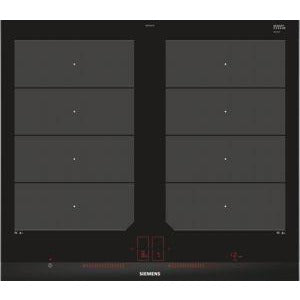 SIEMENS Stainless Steel side trim Induction Hob 602 mm EX675LXC1E