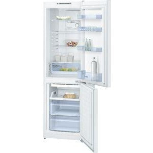 BOSCH No Frost, Fridge freezer White KGN36NW30G