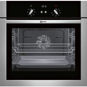 NEFF Single Oven Stainless steel B15CR32N1B