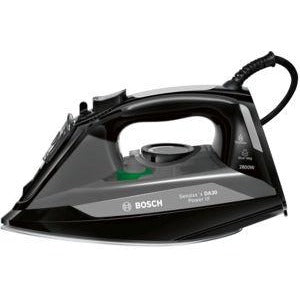 BOSCH Sensixx'x Steam iron black / grey TDA3021GB