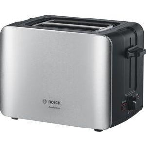 BOSCH Toaster stainless steel / black TAT6A913GB
