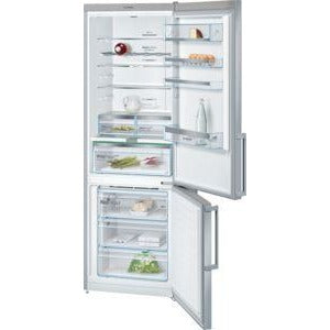 No Frost, Fridge freezer Stainless Steel EasyClean KGN49AI30G